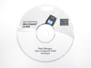Software Datamanager AlcoConnect  4020