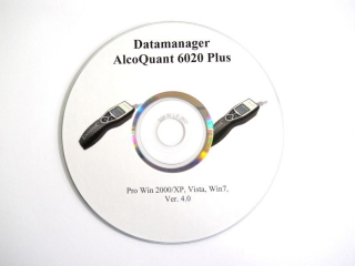 Software Datamanager pro AlcoQuant 6020 Plus CZ